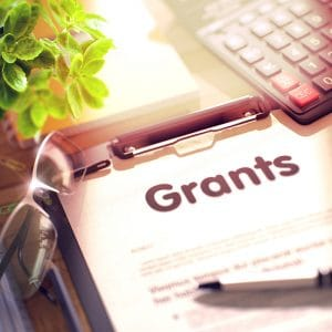 Government funding for nonprofit organizations.