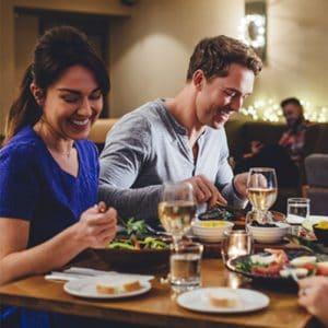 Bringing New Customers into Restaurants