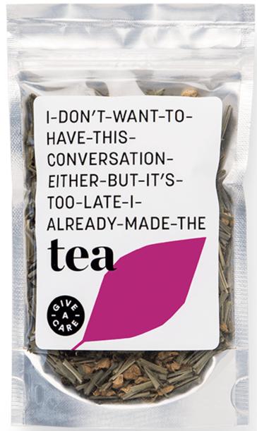 give a care tea
