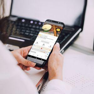 mobile reviews for restaurants
