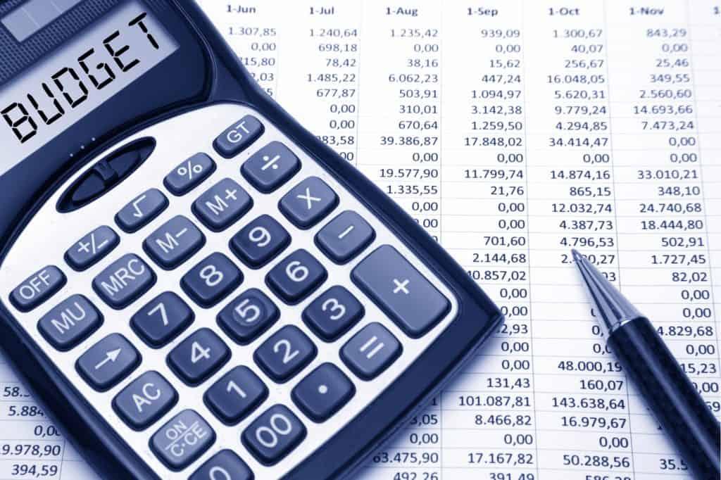 Creating a marketing budget
