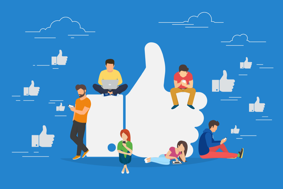 Find your patients on social media
