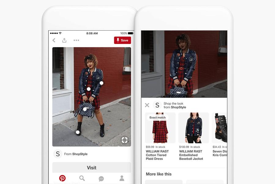 Shop the Look on Pinterest