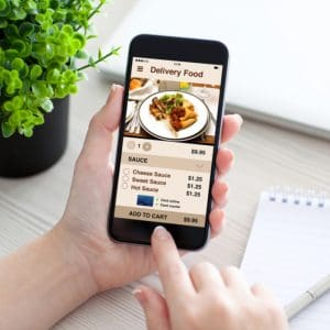 delivery services for restaurant marketing