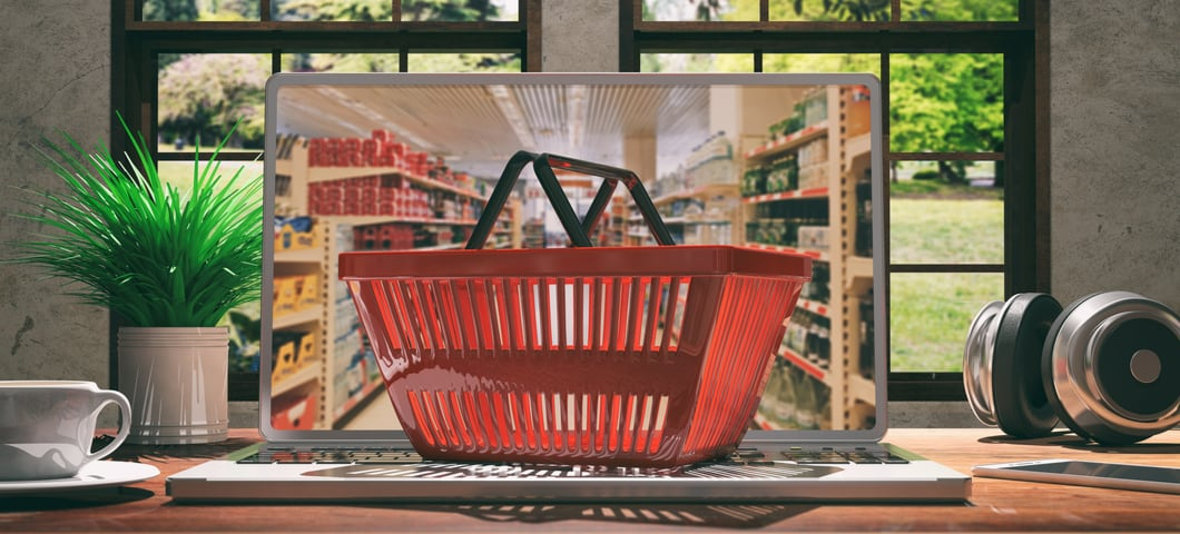 Grocery Delivery Services for CPG Marketing