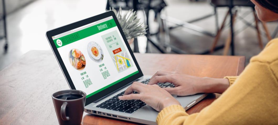 Online Delivery Services Restaurant Marketing