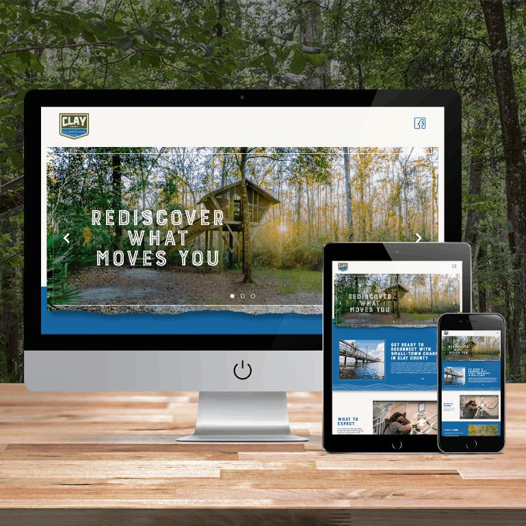 Clay County Website